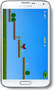 Chicken On A Hoverboard screenshot 5
