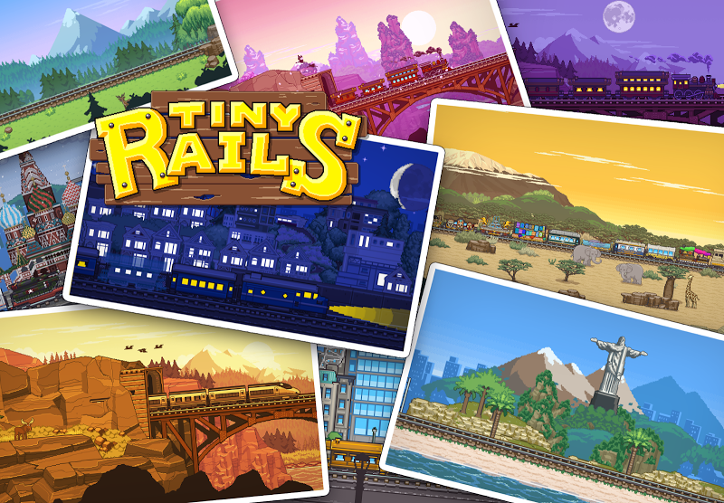 Tiny Rails Screenshot 4