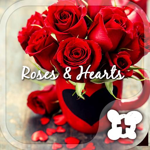 ★免费换装★我的玫瑰我的心 個人化 App LOGO-APP試玩