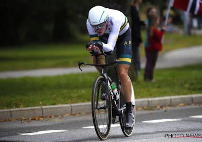 Toptijdrijder degradeert de tegenstand in tijdrit Vuelta