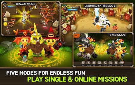 Plants War 2 1.0.6 screenshot 498472