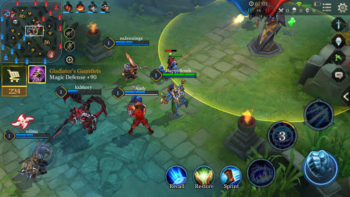 Arena of Valor: 5v5 Arena Game 1.20.1.1 screenshots 18