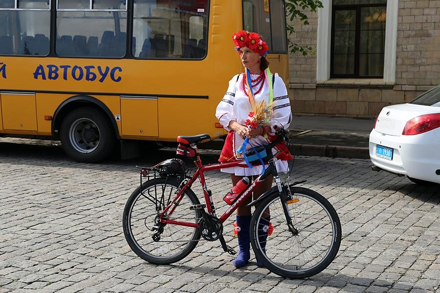 В Украине все ужасно ...