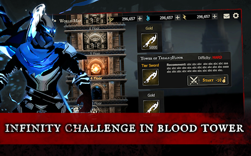 Shadow of Death: Stickman Fighting – Dark Knight 1.26.0.5 7