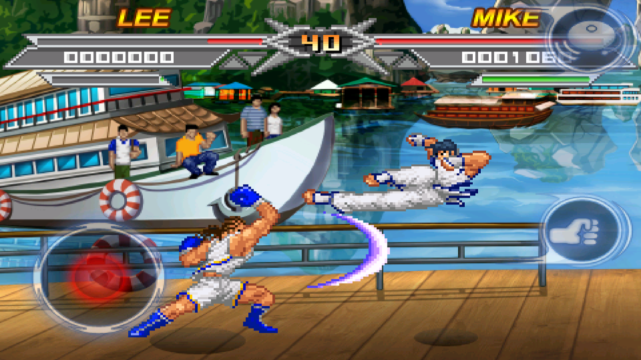 Kung Fu Do Fighting- screenshot