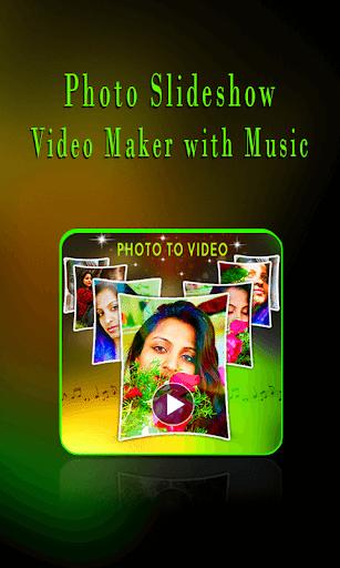 Photo Slideshow Video Maker with Music 1.0.1 screenshots 1