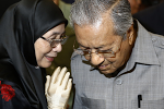 【大馬變天】馬哈蒂爾安華擊敗納吉 馬來西亞首迎政黨輪替