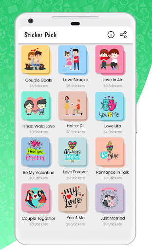 STICKERS FOR WHATSAPP - WAStickerApps 26 gameplay | AndroidFC 2