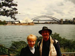 Photo: 002-Sydney, son Opéra et son Harbour Bridge