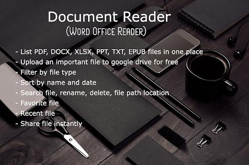 Document Reader - Docs Reader - PDF Viewer - 2020 screenshots 1