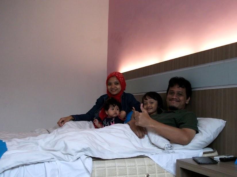 Had a good sleep in Cassa Hotel