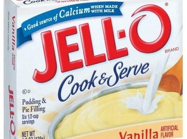 Homemade Vanilla Pudding Mix In A Jar Recipe