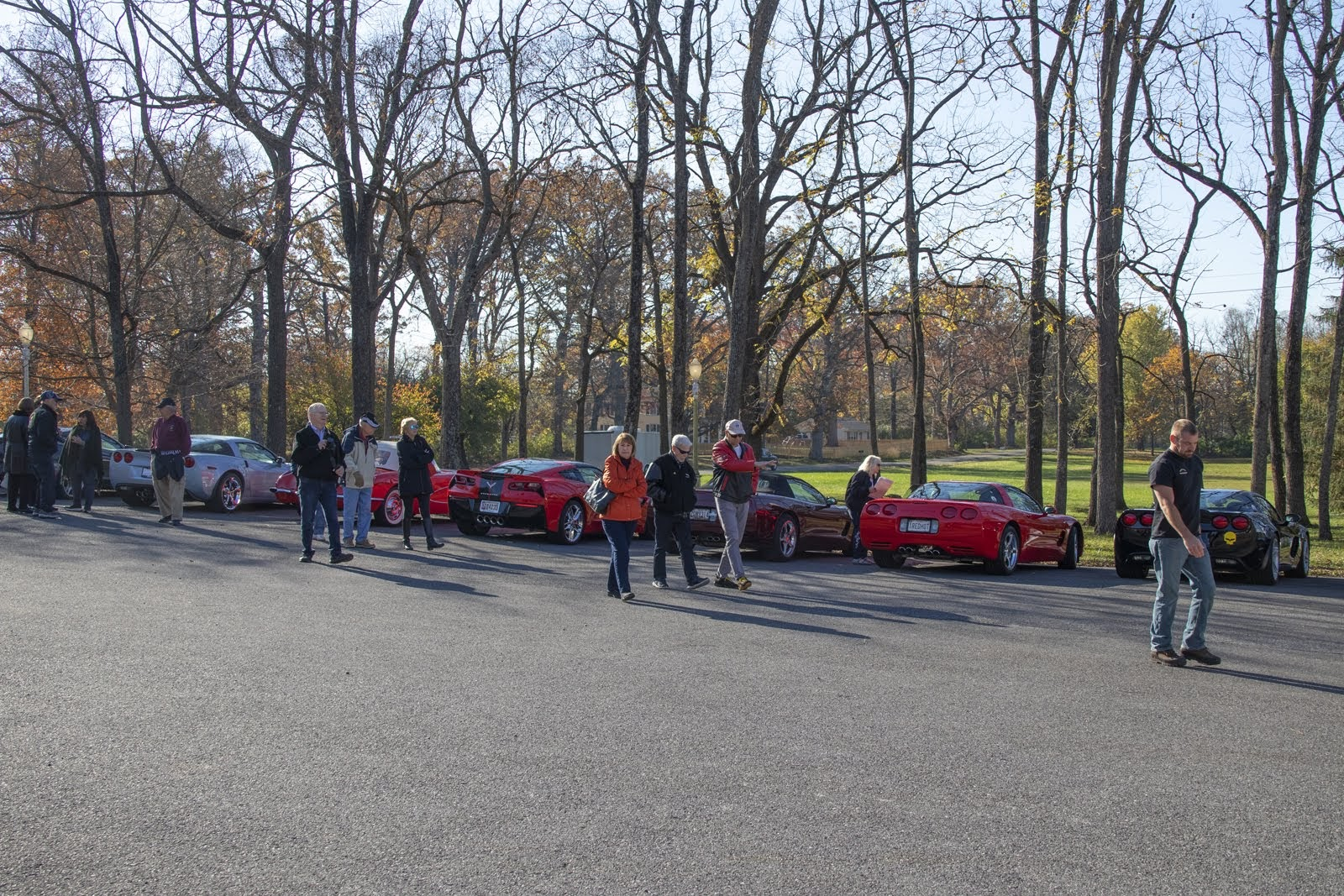 Fall Cruise, White Post Restorations Tour, & Lunch