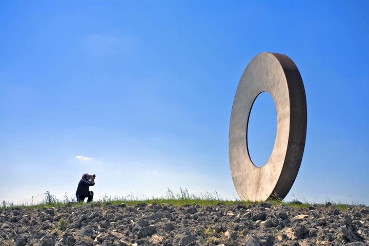 Il fascino del cerchio di vagero