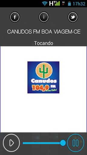 Rádio Canudos FM Boa Viagem CE