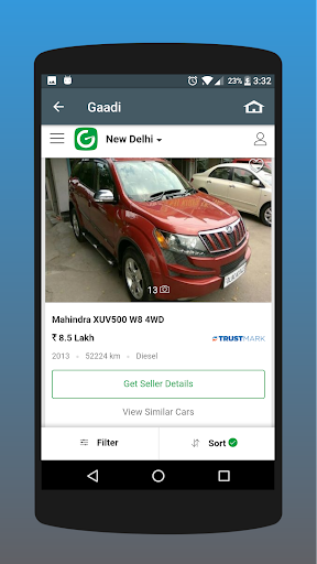 Used Cars in Delhi screenshot 1