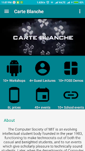 Carte Blanche'17- screenshot thumbnail