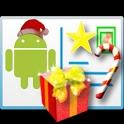 Nicky Greetings Christmas icon