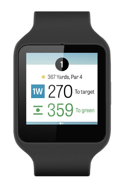 Golfshot: Free Golf GPS - screenshot