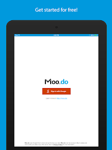 Moo.do - Organize your way- screenshot thumbnail