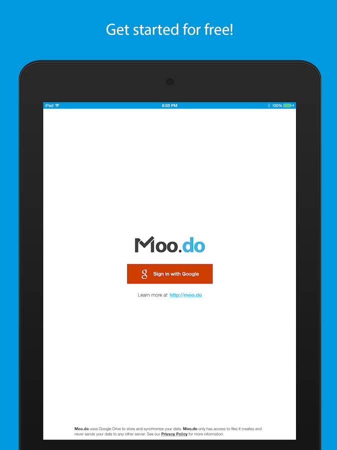 Moo.do - Organize your way- screenshot
