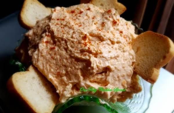 ~ One Tasty Cheddar Spread ~ Cassies Recipe