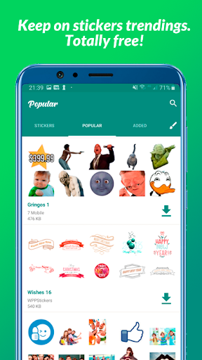 All Stickers - WAStickerApps Apk 2