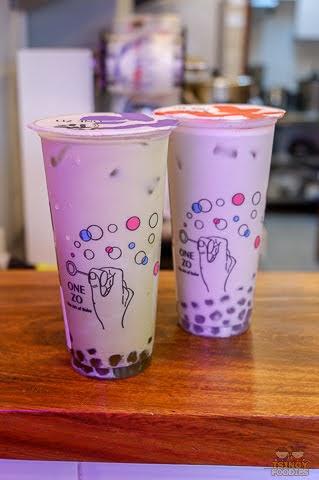 one zo milk tea