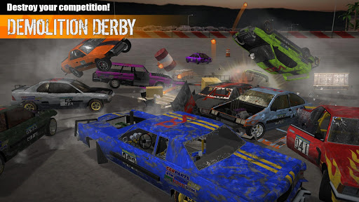 Demolition Derby 3 apkmr screenshots 2