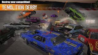 Demolition Derby 3 1.0.091 Mod Money