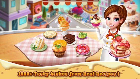 Rising Super Chef 2 : Cooking Game - náhled