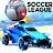 Rocket Car Soccer league - Super Football logo