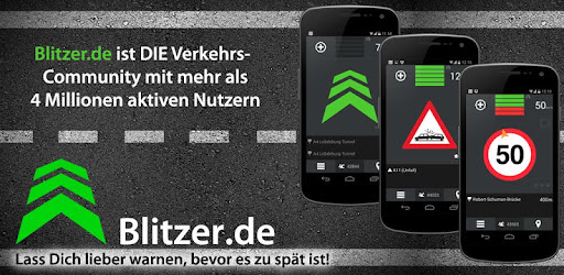 mobile blitzer karte Blitzer.de – Apps bei Google Play