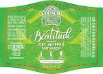 Council Beatitude Mosaic Dry-Hopped Tart Saison