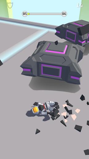 Bob's Cloud Race: Casual low poly game 1.014.00 screenshots 3