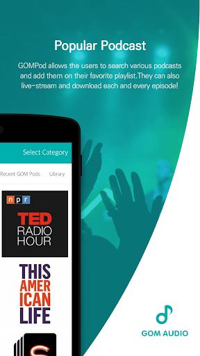 GOM Audio Plus - Music, Sync lyrics, Streaming  screenshots 11