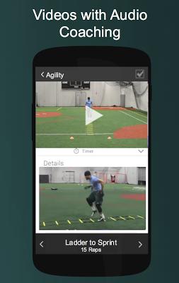Sports Speed & Footwork - screenshot