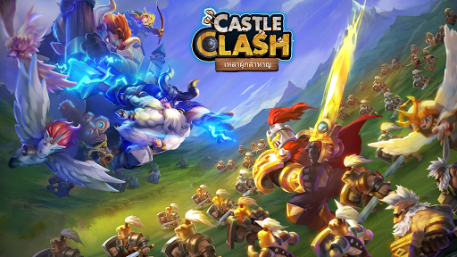 Castle Clash: u0e40u0e2bu0e25u0e48u0e32u0e1cu0e39u0e49u0e01u0e25u0e49u0e32u0e2bu0e32u0e0d  screenshots 6