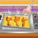 Deep Fry Cooking: Homemade Fried Chicken Chef icon