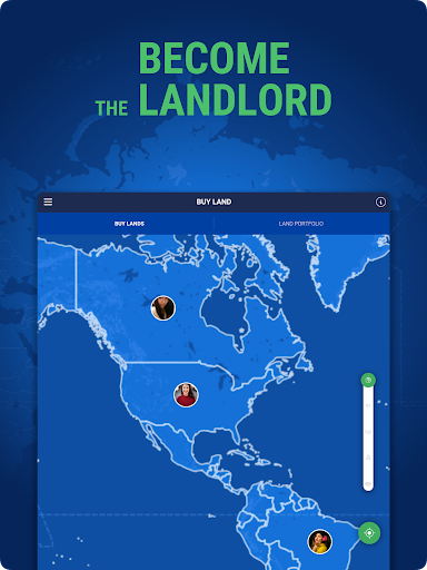 Landlord Tycoon - Money Investing Idle with GPS - screenshot