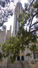 Photo: August 8-The Boston Ave Church is a fine specimen of Art Deco meets Prairie style.