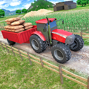 Tractor Trolley Parking Drive - Drive Parking Game
