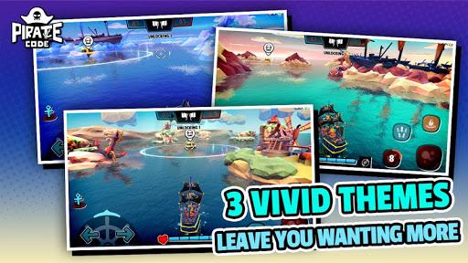 Pirate Code - PVP Battles at Sea 0.7.5 screenshots 3