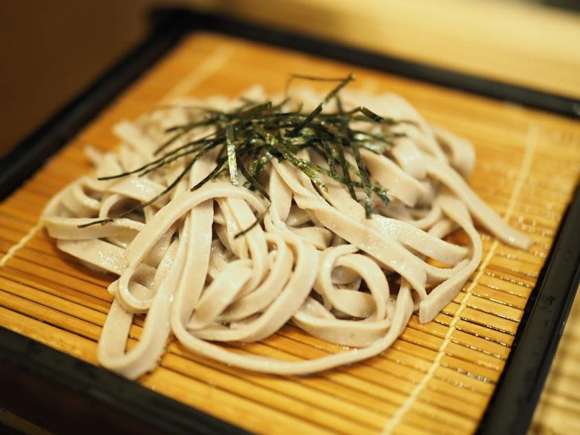 信州浅間山産田舎蕎麦
