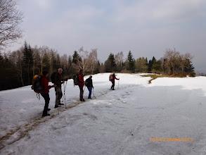 Photo: S Hunjke prema Horvatovih 500 stube