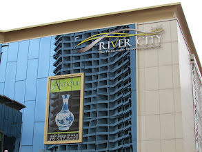 Photo: River City shopping complex