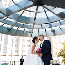 Wedding photographer Alina Chesak (achesak). Photo of 30.10.2017