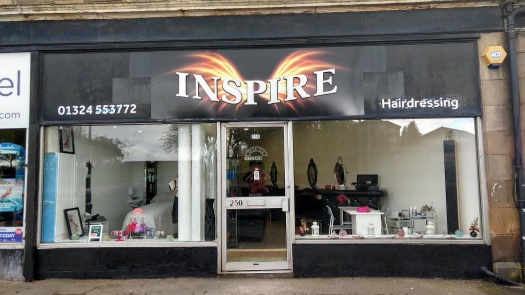 Inspire Hairdressing Hairdresser