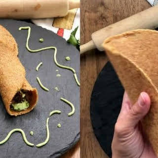 Flaxseed Meal Tortillas.