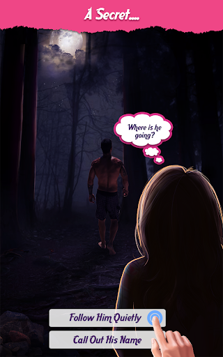 Alpha Human Mate Love Story Game for Girls screenshots 7